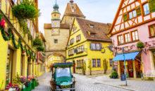 Če želite spoznati pravo, neokrnjeno Nemčijo, potem je potep po nemški Romantični cesti zagotovo najboljša možnost! 3 dni, 198 EUR.