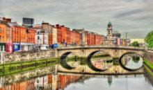 Og led Dublina, Wicklowa – »parka Irske« ter starodavnega samostana  Glendalough. Letalo, 4 dni, 550 EUR.