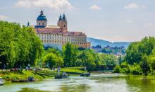 Tridnevni izlet z obiskom Dunaja in potepanjem po zgornji Avstriji. 215 EUR ( všteti dve večerji in vstopnine).