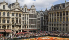 Ogledali so boste Bruselj, Gent, Brugge, Antwerpen, Waterloo... Avtobus, 4 dni, 244 EUR.