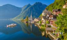 Salzburg s svojimi baročnimi  cerkvami, gradom in slikovitimi ulicam  ter bližnja okolica s prekrasno pokrajino in čudovitimi jezeri. 2 dni, 145 EUR.