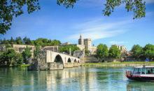 Petdnevno potovanje po Azurni obali in Provansi. Obiskali boste NIco, Monaco, Avignon,  Aix-en-Provence ... Avtobus, 5 dni, 367 EUR.