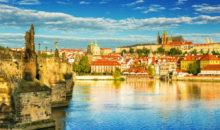 Tridnevno potovanje na Češko s posebnim poudarkom na obisku Prage. 155 EUR