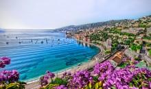 Tridnevno potovanje po najbolj opevanih predelih Francije, Azurni obali in Provansi. Avtobus, 4 dni,  220 EUR.