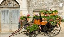 Potovanje po zgodovinski pokrajini Burgundiji. Avtobus, 4 dni, 394 EUR