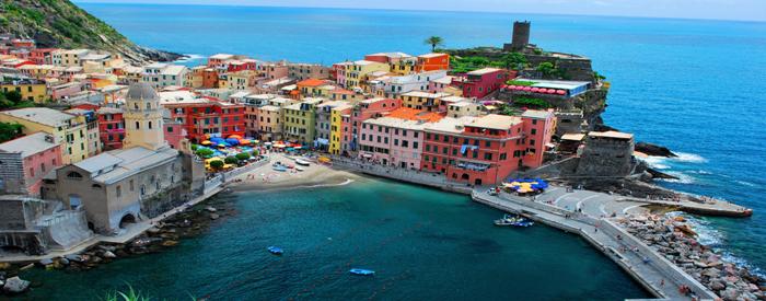 Košček Toskane in sproščeno potovanje z ladjami in vlakom ob prelepi Ligurski obali   3 dni, 234 EUR