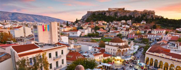 Ogledali si boste Atene, preročišče v Delfih, gledališče v Epidavru, Korintski prekop....