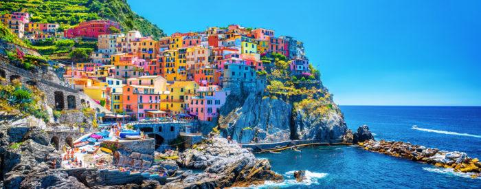 """Odkrivajte z nami čarobnost toskanskih gričev in petih slikovitih ribiških vasic """"Cinque Terre""""... 3 dni, 228 EUR (polpenzion)."""