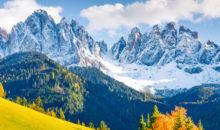 Južna Tirolska je turistično zelo priljubljena pokrajina, ki danes ponuja obiskovalcem veliko različnih možnosti preživljanja krajšega ali daljšega aktivnega dopusta.