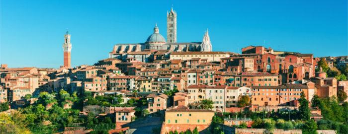 Toskana - zibelka italijanskega jezika, književnosti in renesane je ena najbolj zanimivih in lepih pokrajin Italije. 3 dni, 225 EUR (polpenzion).