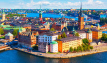 Stockholm je poznan po mnogih prelepih zgradbah in parkih. V Helsinki vožnja z ladjo. 3 dni, 658 EUR.