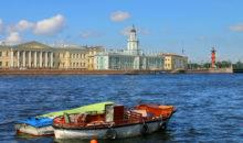 Od prestolnice šarma, poezije, ruske duše - St. Peterburga do Moskve.