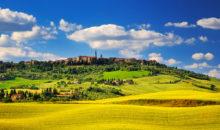 Toskana - zibelka italijanskega jezika, književnosti in renesanse je ena najbolj zanimivih in lepih pokrajin Italije. 3 dni, 209 EU.
