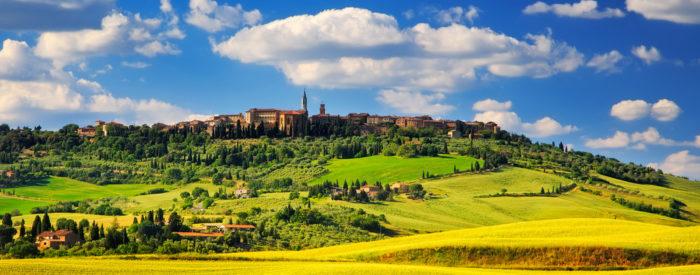 Vabimo vas v deželo klasičnega chiantija, na popotovanje med čudežnimi vinskimi griči Toskane, na vinsko cesto, na svetovljanska vina ...3 dni, 238 EUR (polpenzion, degustacije).