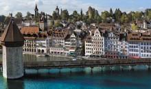 Med mogočnimi alpskimi vršaci leži slikovita Švica. Dežela neštetih jezer, slikovitih dolin in vasic nas preseneti na vsakem koraku. 4 DNI, 259 EUR.