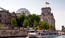 Vožnja do Potsdamskega trga in ogled najnovejših gradbenih dosežkov kompleksa, kjer je tekmoval »vrh svetovne arhitekture« (Piano, Jahn, Isozaki, Grassi in ostali). 4 dni, 238 EUR.