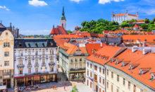 Bratislava je ena najbolj hitrorazvijajočih prestolnic Evrope, prava lepotica ob Donavi s pregovorno odličnim nočnim življenjem. 3 dni, 147 EUR (večerja).