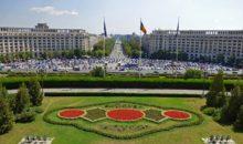 Avtobusni ogled romunske prestolnice: zgradba parlamenta, Slavolok zmage, Trg revolucije in Knežji dvor, ki ga je uporabljal srednjeveški vladar Vlad Drakula...Letalo, 3 dni, 389 EUR.