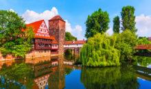 Kmalu po vstopu v Nemčijo zapustite običajne avtocestne poti proti Münchnu in zavijete na zahod med območje gradov Ludvika Bavarskega. 4 dni, 224 EUR.