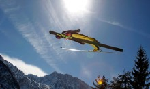 Vabimo vas, da se nam pridružite na največjem slovenskem športnem prazniku -  smučarskih skokih v  dolini pod poncami -Planici.
