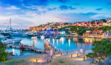 Spoznajte čudovito Sardinijo-njeno Smaragdno obalo, obalna mesteca, zalive, Neptunove jame...