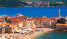 Budva je najbolj priljubljena turistična točka Črne Gore in vsako leto privabi na tisoče obiskovalcev. Avtobus, 3 dni, 168 EUR (polpenzion).