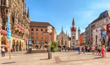 Kratko in jedrnato po vedno živahni bavarski prestolnici. 45 EUR.