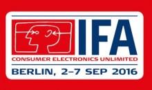 IFA je vodilni sejem za medije, zabavno elektroniko, gospodinjske aparate, komunikacije in informacijsko tehnologijo. Obiščite ga po zelo ugodni ceni!