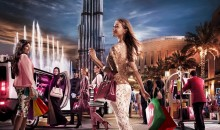 Dubaj upravičeno slovi kot nakupovalna prestolnica Bližnjega vzhoda. V Dubaju je na desetine nakupovalnih centrov, v katerih se dobi proizvode z vsega sveta.