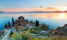 Obiščite Ohrid, mesto ob obali Ohridskega jezera, katero je zaradi lege in ugodnega podnebja že leta največje turistično središče v Makedoniji.