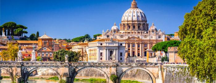 Obisk Rima je enkratno doživetje za vsakega popotnika. Avtobusni program s tremi polpenzioni - 270 EUR.