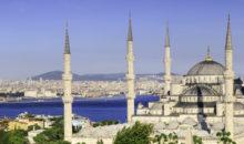 Popotovanje od starodavnega Bizanca, Konstantinopla do otomanskega Istanbula in do današnjega med Orientom in Evropo razpetega Carigrada. Letalo, 4 dni, 13.12.2018, od 415 EUR