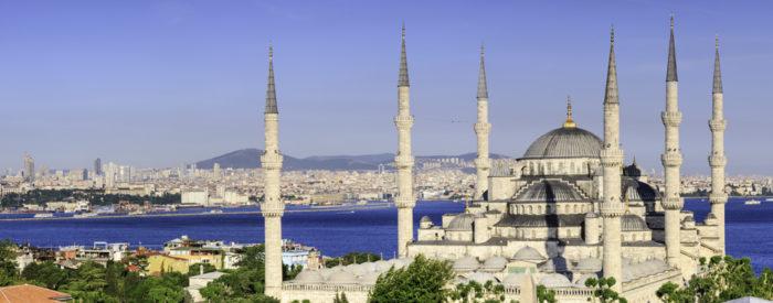 Popotovanje od starodavnega Bizanca, Konstantinopla do otomanskega Istanbula in do današnjega med Orientom in Evropo razpetega Carigrada. Letalo, 4 dni, 24.5.2018, od 415 EUR