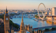 London je eno evropskih mest, ki ga odkrivamo vedno na novo. Letalo, 4 dni, 22.6.2018, od 499 EUR