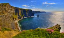 Obiščite deželo z idiličnimi mesti in vasicami, neokrnjenim podeželjem, bogato zgodovino,... Irska vam kliče Failte - dobrodošli! Letalo, 8 dni, 15.9.2018, od 1.330 EUR