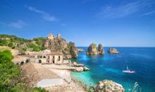 Vabljeni na Sicilijo, otok bogate zgodovine, mitov, legend, postavljenih v lepo pokrajino temperamentnih ljudi. Letalo, 7 dni, 24.9.2018, od 875 EUR