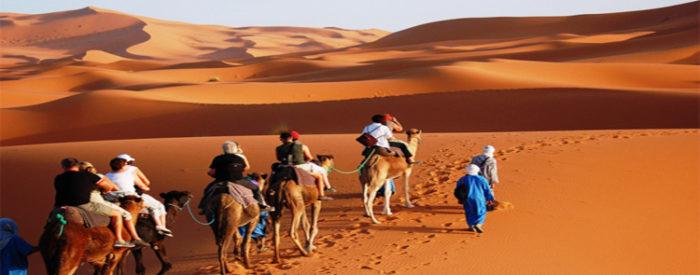 Silvestrovali boste v mestu Fes, ki  je nedvomno eno najzanimivejših in najslikovitejših mest Maroka.