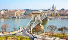 V treh dneh na oglede vedno  privlačne srednje evropskih prestolnic.