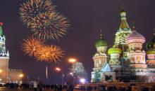 Ob odličnem ruskem čutu za praznovanje in kulinariko boste dobili boste nepozabno novoletno izkušnjo. Letalo, 6 dni, 28.12.2018, od 919 EUR