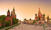 Moskva se vam bo predstavila s svojim živahnim ruskim temperamentom, St. Peterburg pa vas bo začaral z bogato dediščino. Letalo/vlak, 6 dni, 15.3.2019, od 969 EUR