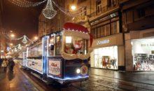 Sprehodite se po najdaljši zagrebški ulici Ilici do čarobno okrašenega mestnega jedra, s središčem na trgu Bana Jelačića. Avtobus, odhodi 8.12., 15.12., 22.12.. od 23 EUR