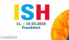 Vodilni strokovni sejem sanitarne, ogrevalne in prezračevalne tehnologije ter klime. 2 in 3 dnevni programi. Namestitev v centru Frankfurta v bližini sejmišča.
