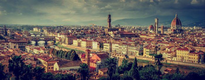 Vabimo vas, da si z nami ogledate znamenitosti prečudovitih Firenc.