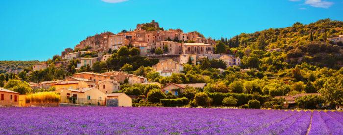 Šestdnevno potovanje po najbolj opevanih predelih Francije.