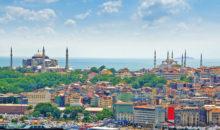 Carigrad, nekdaj znan kot Bizanc in Konstantinopel, je danes moderni Istanbul. Mesto je stičišče dveh celin, različnih kultur in civilizacij.