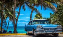 Živahna prestolnica Havana, kolonialna mesta s pridihom socializma, tobačna polja ...Castro, Che Guevara, Hemingway