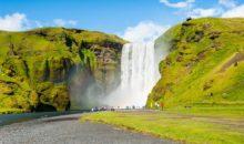 Obiščite Islandijo, kjer vas  bo navdušila narava z vulkani, gejzirji, slapovi...