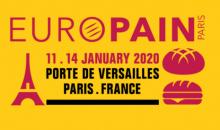 Sejem Europain je  eden najpomembnejših sejmov z materiali, stroji in tehnologijo za pekarstvo, konditorstvo in slaščičarstvo v Evropi. 11.1. - 13.1. 2020 - 3 dni, letalo.