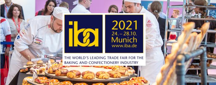 Sejem IBA je vodilni sejem na področju pekarstva in pekovskih izdelkov. 2 dni, avtobus, odhod 27. 10. 2021