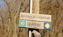 Pridružite se nam, da skupaj v petih dneh prehodimo zadnjih 100 km te legendarne romarske poti.
